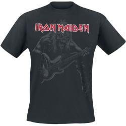 Iron Maiden Vintage Trooper T-Shirt schwarz S