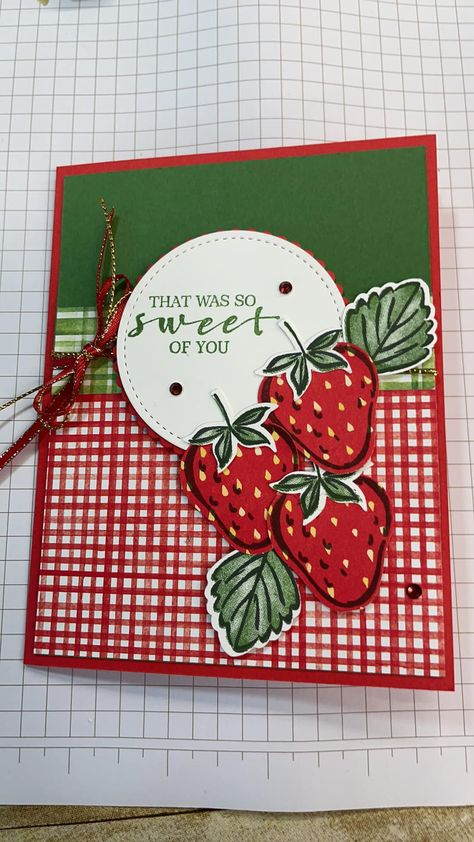Stampin Up Catalog, Stamping Up Cards, Card Patterns, Cool Cards, Flower Cards, Homemade Cards, Making Ideas, Thank You Cards, Cardmaking