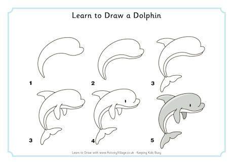 J Apprends A Dessiner Apprendre A Dessiner Animaux Faciles A