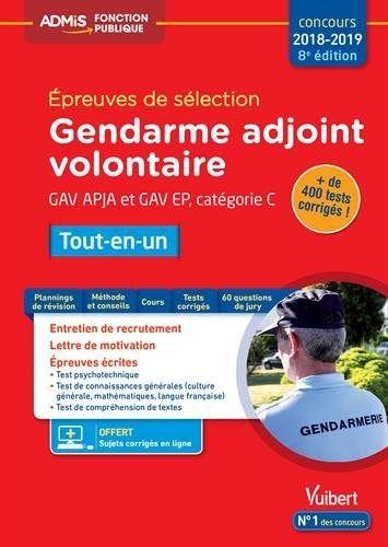 Télécharger Ou Lisez Le Livre Gendarme Adjoint Volontaire