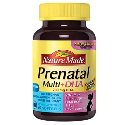 Your Guide To Prenatal Vitamins Theeverymom Prenatal Vitamins Prenatal Best Prenatal Vitamins