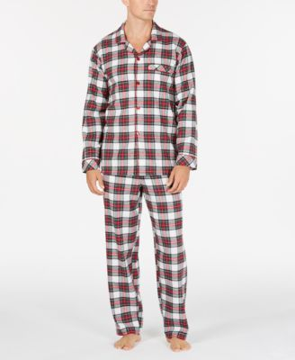 sports shoes new collection new high quality Matching Men's Stewart Plaid Pajama Set, Created for Macy's ...