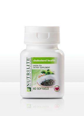 Nutrilite Cholesterol Health 60 Softgels By Nutrilite Nutrilite