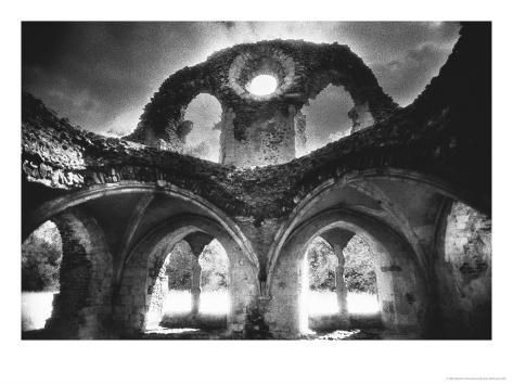 Waverley Abbey Surrey England Giclee Print Simon Marsden Art Com Picture Library Eerie Places Scary Houses