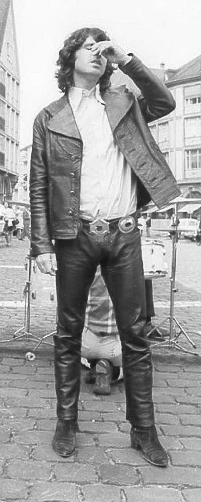Jim Morrison Jim Morrison Leather Jacket Jim