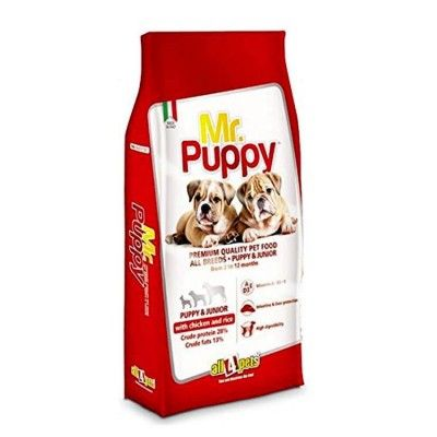 Mr Puppy With Chicken And Rice Puppy Food 10 Kg Puppy Food