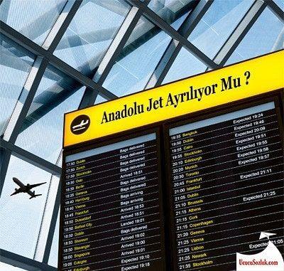 crewlife Anadolu Jet Ayrılıyor Mu ?...
