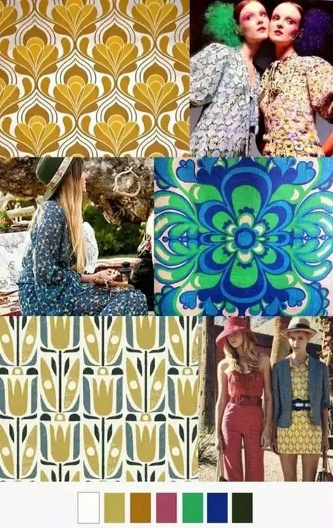 Pattern Curator Spring/Summer 2017 Pattern & Color Trends | Zipper and Fashion Trend