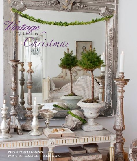 Cute Vintage By Nina Christmas Cover
