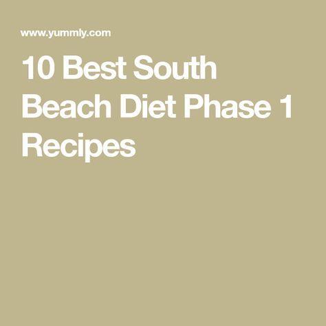 south beach diet phase 1 sour cream