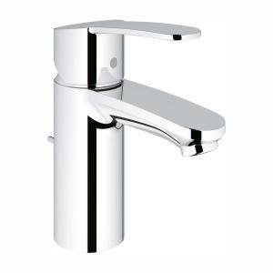 Delta Modern Single Hole Single Handle Bathroom Faucet In Chrome 567lf Pp The Home Depot Single Handle Bathroom Faucet Bathroom Sink Faucets Single Hole Single Hole Bathroom Faucet