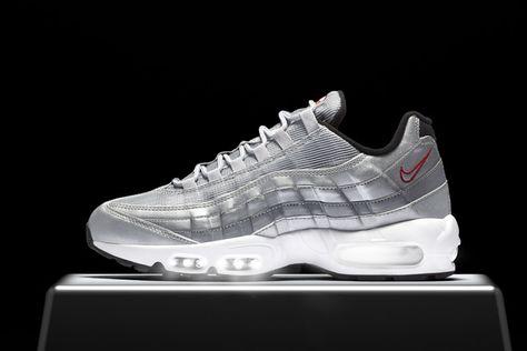 Nike Air Max 95 (BlackWolf Grey) Sneaker Freaker