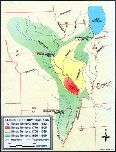 illinois indian territory 1650 1832 chicago history pinterest indian territory native americans and native american history