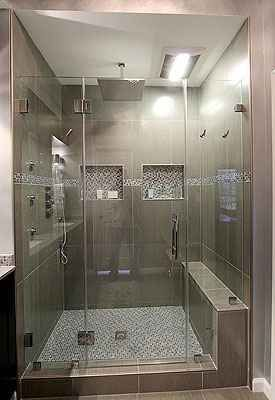 6 Jet Body Spray Shower System With Led Shower Head Avec Images