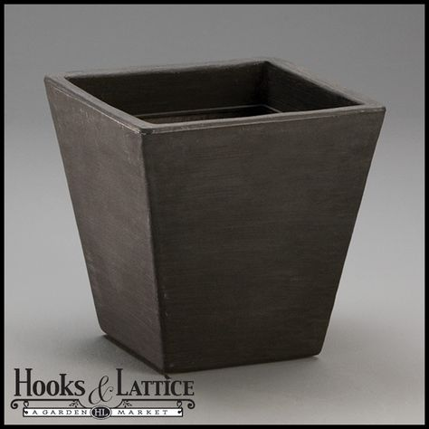 Sunscape Steel Square Indoor//Outdoor Planter