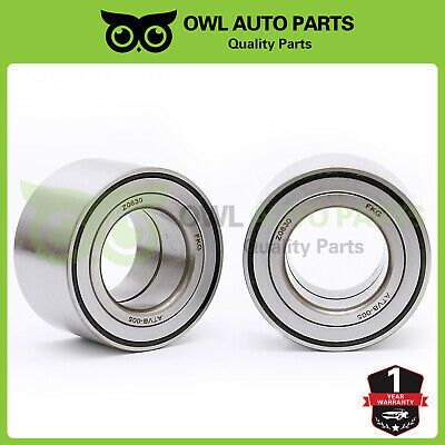 Pair of Rear Wheel Bearings 2002-2007 Polaris Sportsman 700 4x4
