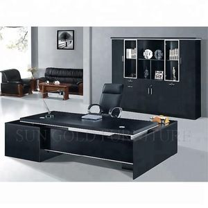 Source Office Furniture Prices Modern Office Desk Wooden Office