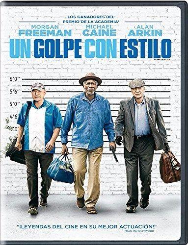 Un Golpe Con Estilo Dir Zach Braff Intèrprets Morgan Freeman Michael Caine Alan Arkin Full Movies Online Free Free Movies Online Full Movies