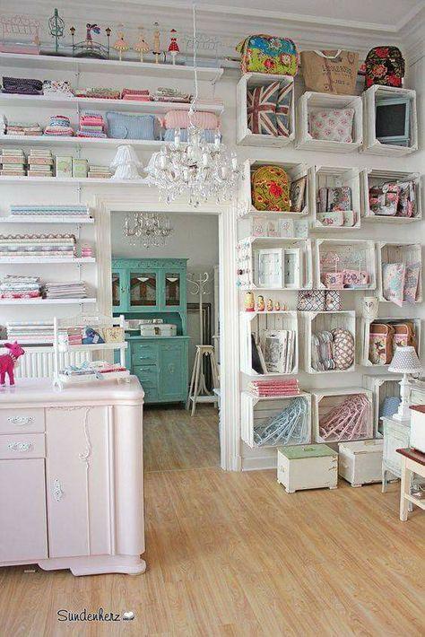 New craft room diy storage organisation 19 ideas