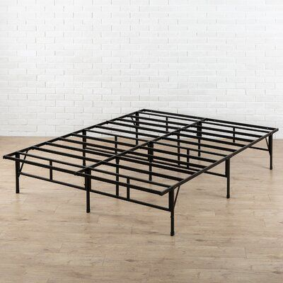 Higbee Easy To Assemble Smartbase Bed Frame Size California King