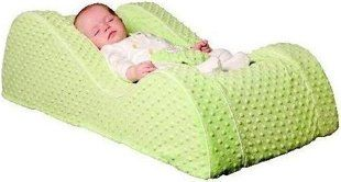 """""""The government is taking action against the makers of a portable baby recliner called the Nap Nanny after fiveinfant deaths. The Consumer Product Safety Commission filed a complaint."""" - A lot of families love the Nap Nanny. PLEASE, PLEASE, PLEASE use it as instructed. Place it on the floor and never in the crib, on a bed, or on any other raised surface."""