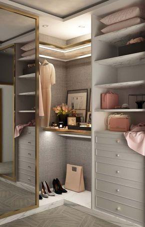 Modelos De Closet 85 Ideias Fotos E Projetos Perfeitos Armario