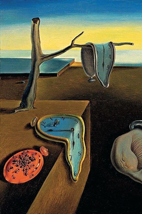 Salvador Dalí. The Persistence of Memory. 1931 | MoMA
