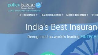 Policybazaar Com Compare Insurance Policies Prashant Debnath The Youtuber Compare Insurance Car