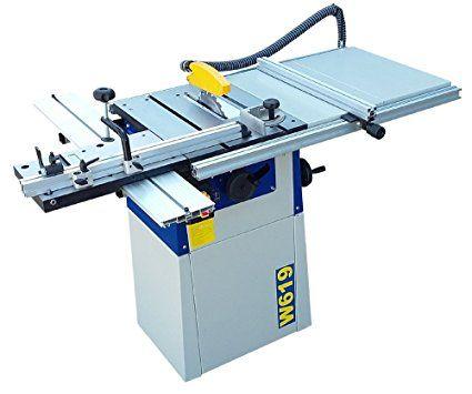 Charnwood W619 Cast Iron Table Saw C W Sliding Carriage Extension Tables 24v0 Iron Table Table Extension Table Saw