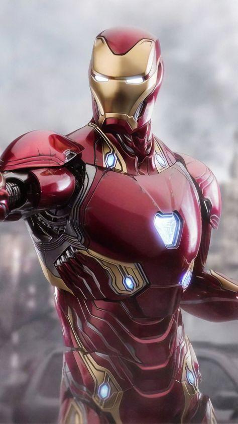 4k Iron Man Endgame Wallpapers   hdqwalls.com