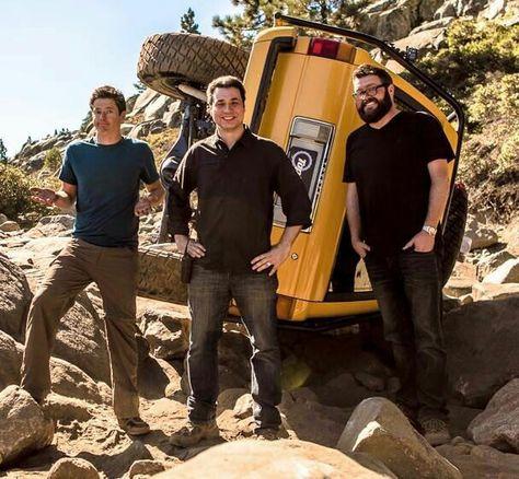 Top Gear USA - the best