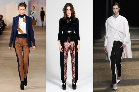 Fall 2012 Fashion Report: What's Hot & What's Not This Season | Her Campus