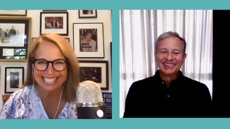 Back to Biz with Katie and Boz: Disney Executive Chairman Bob Iger