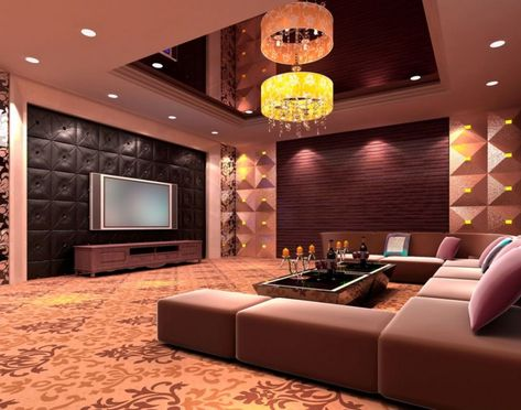 The 33 Best Man Caves You Have Ever Seen Basement Home Theater