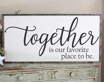 Couples Wall Art Together By Chance Forever By Choice Wood Frame Ready To Hang Wall Decor Bedroom Bedroom Diy Bedroom Decor