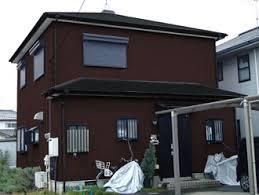 茶色の外壁 の画像検索結果 外壁 家 外観 外壁塗装
