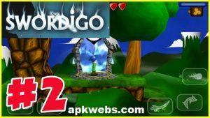 Swordigo Part 2 Game Apk Mod Latest V1 4 1 Free Download Action Games Adventure Games Game Lovers
