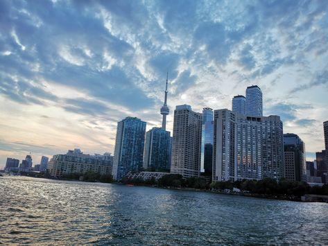 Toronto Island /cntower  #toronto #cntower #ontario #canada