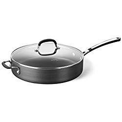 Italian Beef And Rice Skillet Recipe Italian Beef Saute Pan Pan Calphalon 5 qt saute pan
