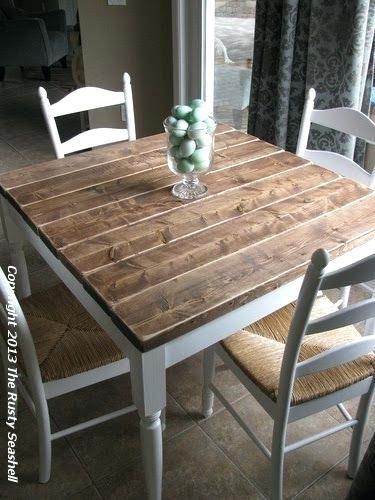 34 Amazing Farmhouse Kitchen Tables Ideas In 2020 Farmhouse