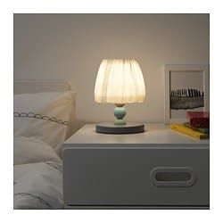 Lantlig Led Table Lamp Gray Ikea Grey Table Lamps Led Table Lamp Lamp