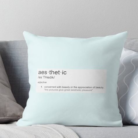 5144ad46 BITCH Acronym or Abbreviation (Black and White) Throw Pillow by ...