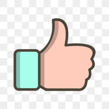 Vector Like Icon Thumb Clipart Like Icons Hand Png And Vector With Transparent Background For Free Download Thumbs Up Icon Like Icon Instagram Logo