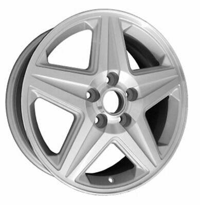 Details About 16x6 1 2 Factory Wheel Rim 5 Lug 52mm Offset Fits 2001 2005 Chevrolet Impala In 2020 Chevrolet Wheels Chevrolet Monte Carlo Alloy Wheel