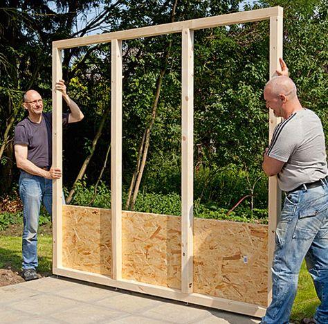 Come Costruire Una Casetta Di Legno Da Giardino Guida