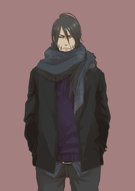 I just wish there was a site where I could find sexy pics of Kakuzu and not be fucking mind-raped a billion times by HidaKaku first. -_____-#