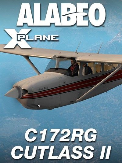 ALABEO : C172RG Cutlass II XP Features: Version 3 2 Only for X-Plane