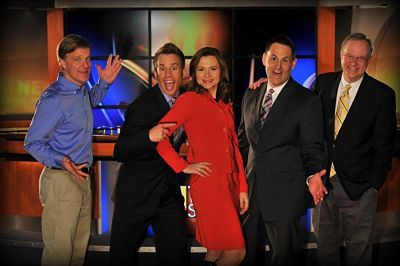 WNEP Newswatch 16 Newscast Anchors | Morning show team: Joe Snedeker