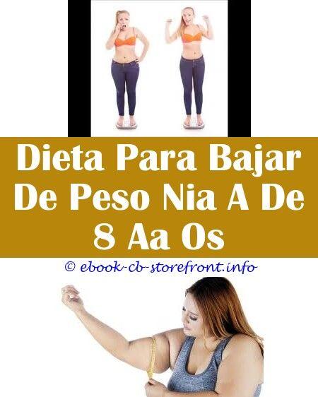 Dieta amamantando y bajar de peso