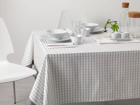 Nappe Ronde Nappe De Table Ikea